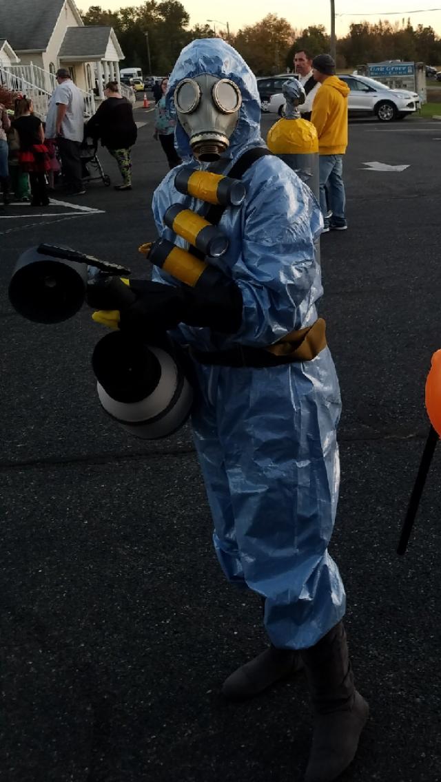 Pyro. Cosplay/ Halloween costume (TF2) by LittlBeee ... & Pyro. Cosplay/ Halloween costume (TF2) by LittlBeee on DeviantArt