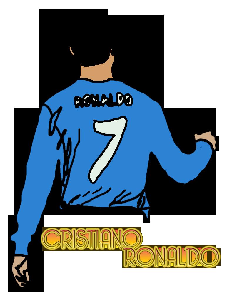 Cristiano Ronaldo Cartoon By Hdtvibo On Deviantart
