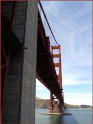 Golden Gate Bridge by ashkiel