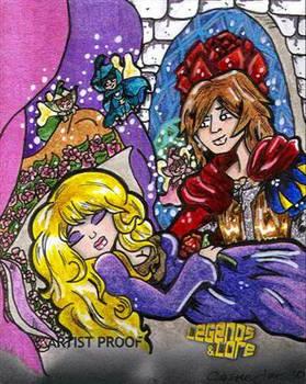 Sleeping Beauty Legends AP