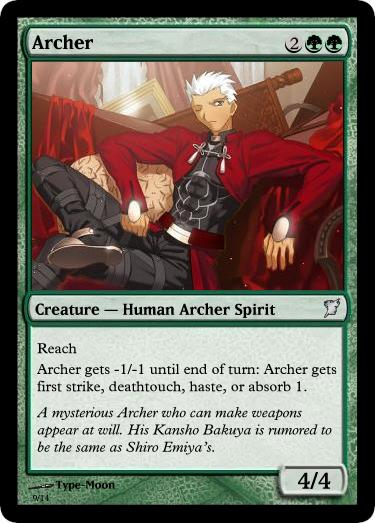Archer by Kaigo20