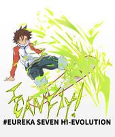#Eureka Seven Hi-Evolution