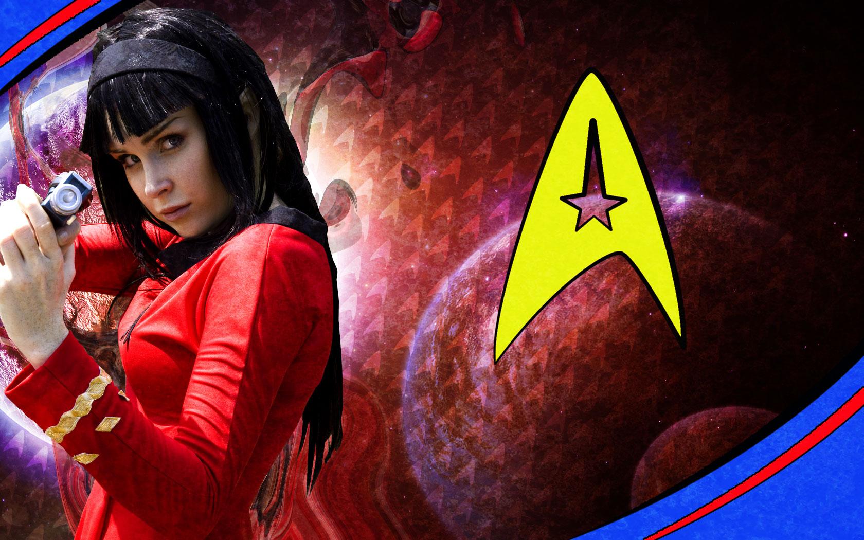 star trek tribute - red shirt by chevronguy