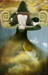 sky goddess by chevronguy