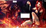Desktop May 2011 II by chevronguy