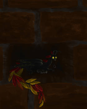 [Origin} Here There Be Dergon