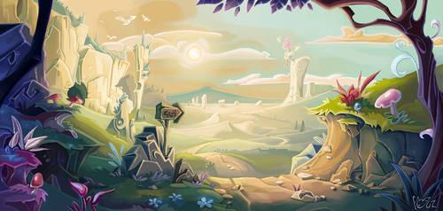 Fantastic World by the-fogz