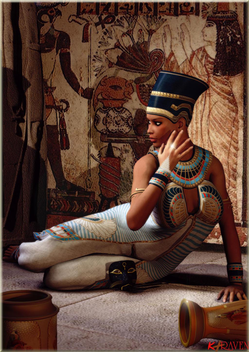 http://fc04.deviantart.net/fs40/i/2009/120/1/f/Nefertiti__Queen_of_Egypt_by_K_raven.jpg