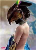 A bella donna puo essere il diavolo by K-raven