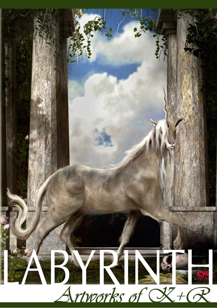 Labyrinth (Complete Book) by K-raven