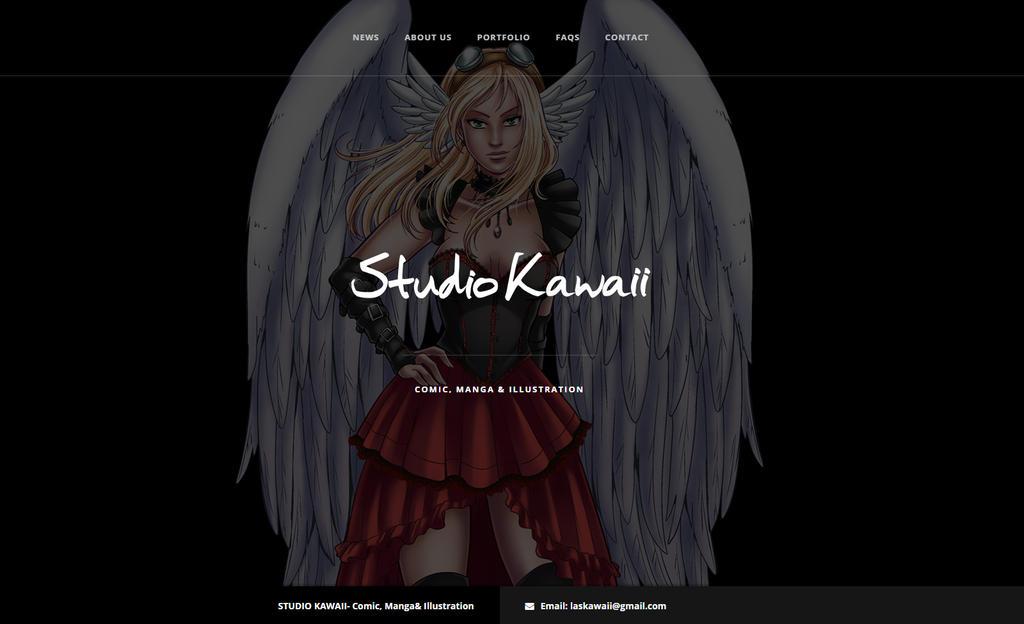 Nuevaweb by StudioKawaii