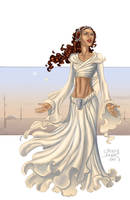 Padme Tatooine Colors by Fatboy73