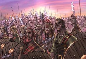 Scottish Rebellion by Fatboy73