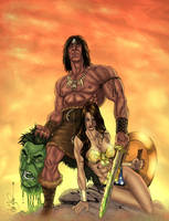Conan is King by Fatboy73