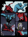Hellboy colors Pg 04 by Fatboy73