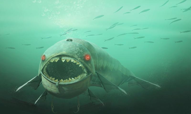 Leviathan by Fatboy73