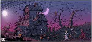 Happy Halloween by Fatboy73