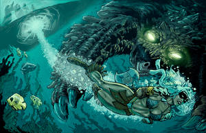 Silverwolf Banks Sacrifice by Fatboy73