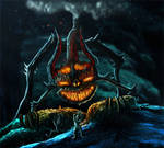 Pipe fiend stalking prey...Fenmnen by Fatboy73