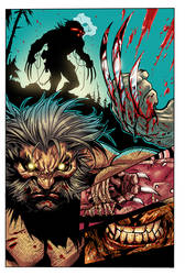 Joe Mad   Savage Wolverine Sequential Sample 2 By