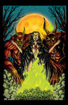 Beware The Witch's Shadow cover