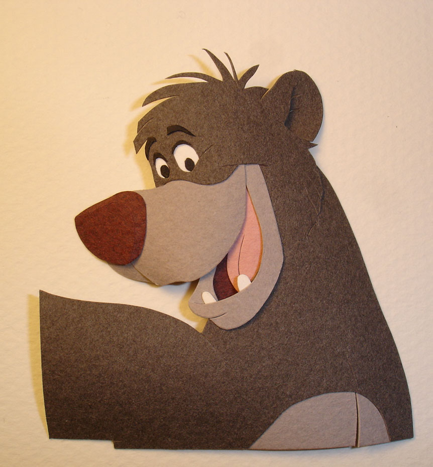 Baloo by paperfetish