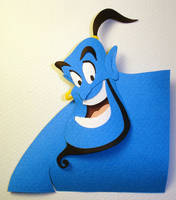 Genie Version 2 by paperfetish