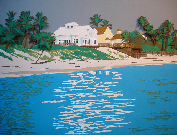 A House In The Bahamas