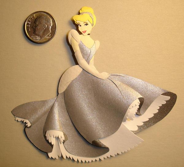 Cinderella version 2 by paperfetish