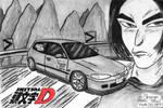 Shingo Honda Civic Initial D