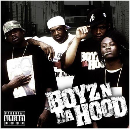 Boyz N Da Hood By Rkz