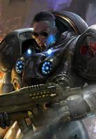 Starcraft by zippo514