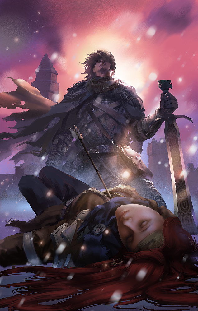 You Know Nothing Jon Snow By Zippo514