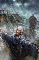 Aemon Targaryen by zippo514
