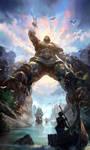 Titan of Braavos by zippo514