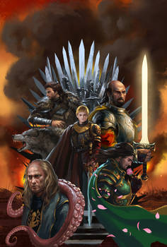 The War of Five King