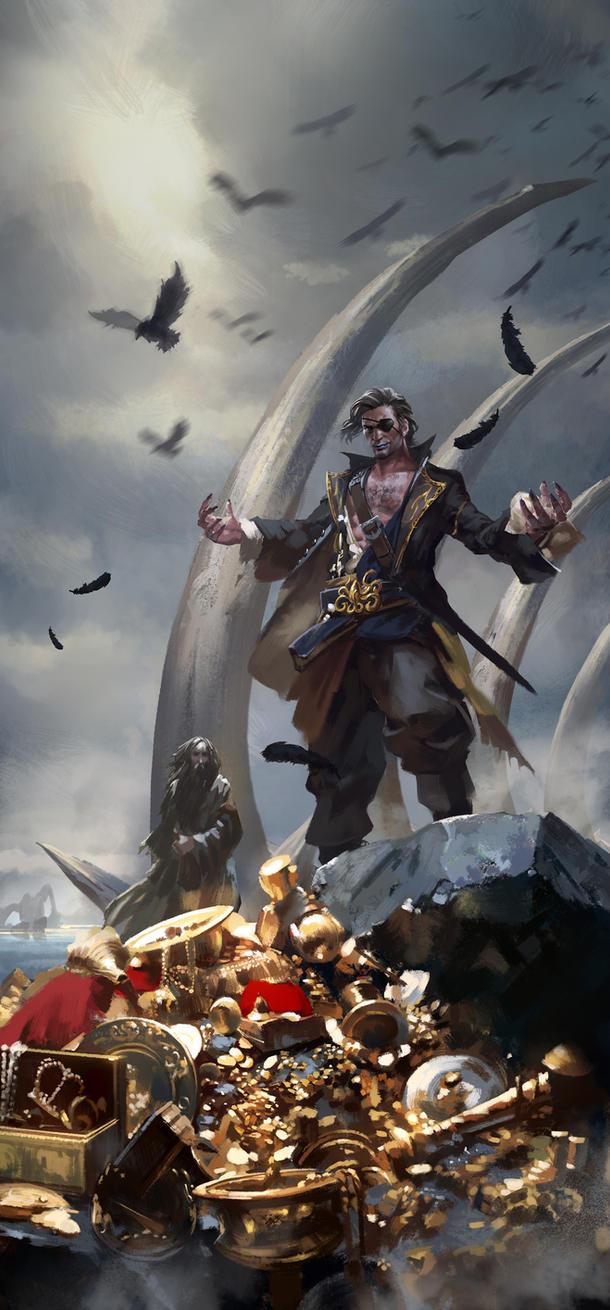 Kingsmoot Euron Greyjoy by zippo514 on DeviantArt