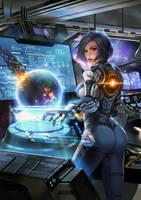 Cyborg by zippo514