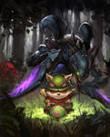 Come into my arms,Teemo!!!