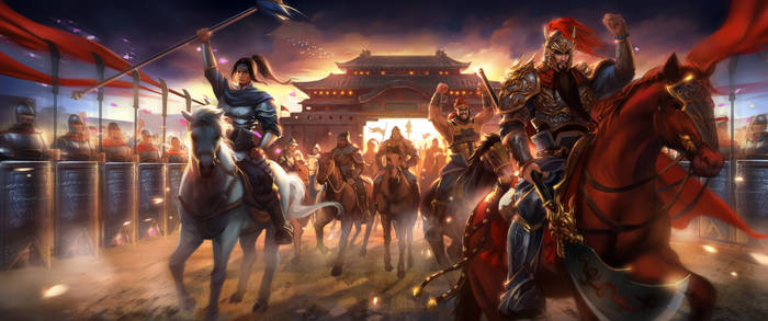 The Three Kingdoms 01