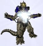 Kiryu's Main Weapon