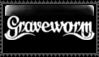 Graveworm Stamp by Raiden-Silverfox