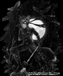 Ready for Battle by Raiden-Silverfox
