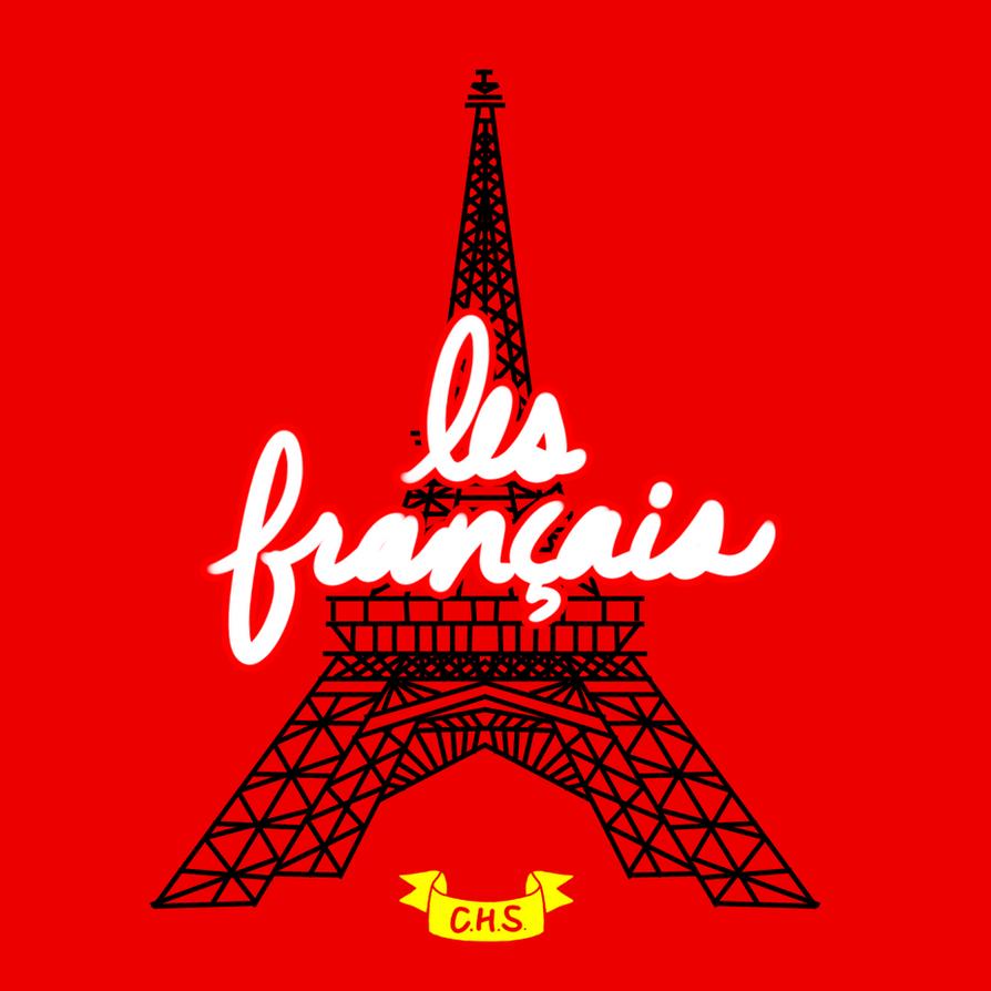French Club Logo Design