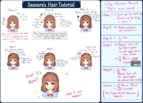 Sasoura's Hair Tutorial