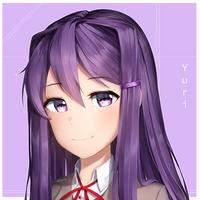 {DDLC} Yuri! by Sasoura