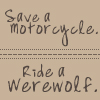 save a motorcycle. by chemical-lust