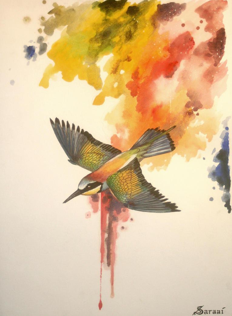 Colourful by Saraais