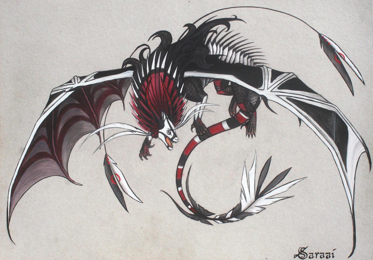 Scorpius by Saraais