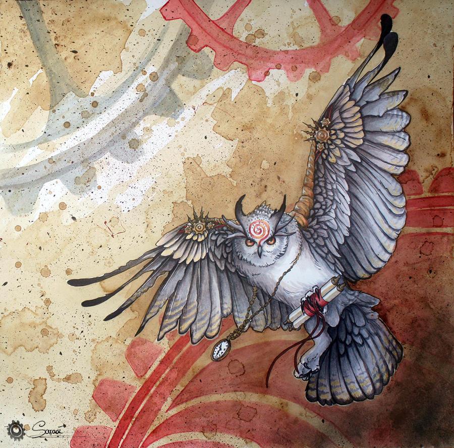 Messenger by Saraais